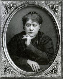 Helena Petrovna Blavatsky bl